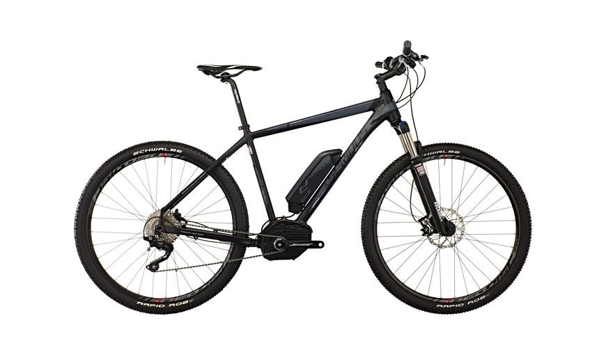 Serious Bear Rock CX500 - VTT électrique - noir